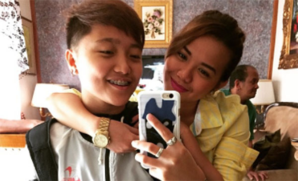 Charice Pempengco and Alyssa Quijano Breakup