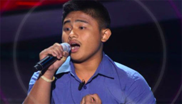 Darryl Sevillejo sings 'Huwag Ka Lang Mawawala' on The Voice Teens Philippines