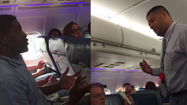 Delta Airlines Removes Passenger for Using Restroom Bathroom