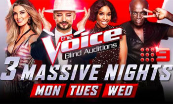 Full Video: The Voice Australia 2017 Blind Auditions Episode 3 April 26