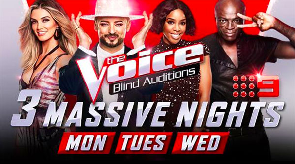 Watch: The Voice Australia 2017 Blind Auditions Episode 3 April 26 Full Video