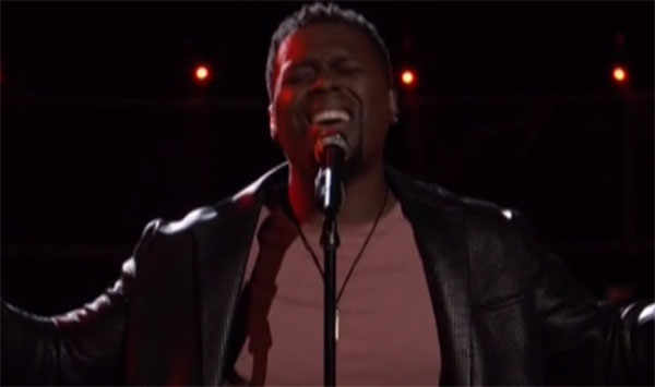 J Chosen sings 'Nothing Compares to You' on The Voice Live Playoffs