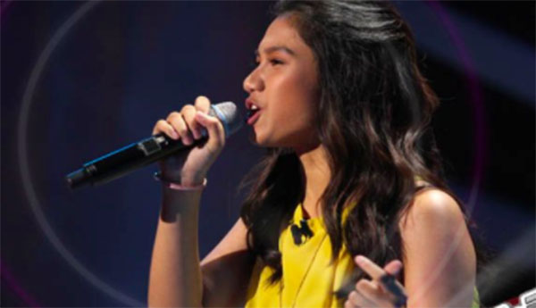Justine Narvios sings 'Sax' on The Voice Teens Philippines Blind Auditions