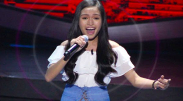 Mica Becerro sings 'Queen of the Night' on The Voice Teens Philippines