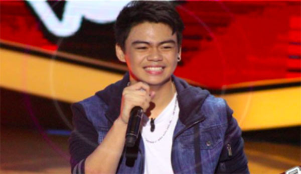 Paul Asi Gatdula sings 'Kisapmata' on The Voice Teens Philippines