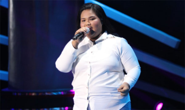 RC Atillano sings 'Secret Love Song' on The Voice Teens Philippines