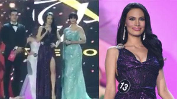 Sirene Sutton's Confusing Answer During Binibining Pilipinas 2017 Q&A Portion