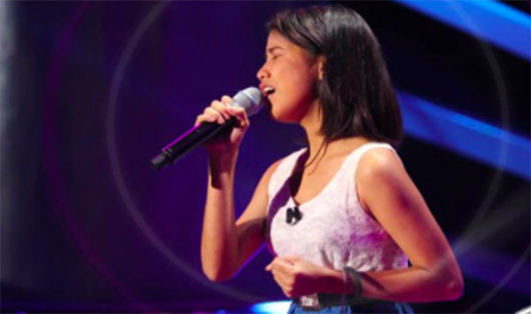 Zyra Peralta sings 'Pangarap na Bituin' on The Voice Teens Philippines Blind Auditions