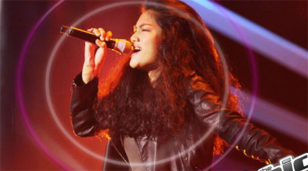 Alessandra Galvez sings 'Oops! I Did Again' on The Voice Teens Philippines Blind Auditions