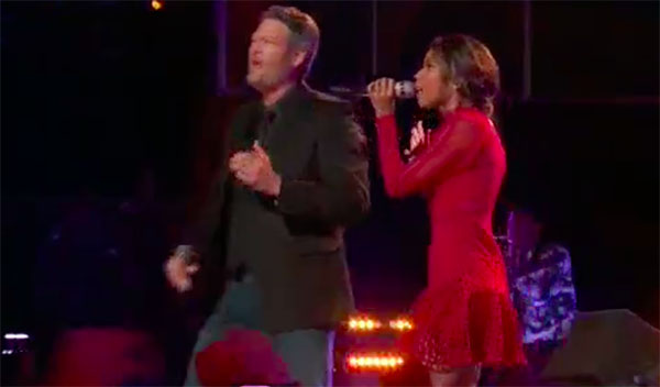 Aliyah Moulden, Blake Shelton sings 'Dancing in the Street' duet on The Voice 2017 Finale