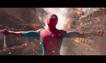 Watch: Brand New Spider-Man Homecoming Movie Trailer