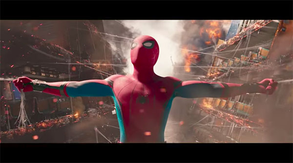 Brand New Spider-Man Homecoming Movie Trailer 3