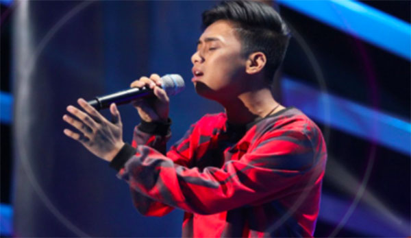 Bryan Chong sings 'Kahit Kailan' on The Voice Teens Philippines Blind Auditions