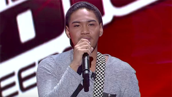 Carlos Navea sings 'One Dance' on The Voice Teens Philippines Blind Auditions