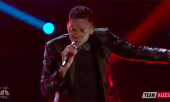 Chris Blue sings Original Song 'Money on You' on The Voice 2017 Finale