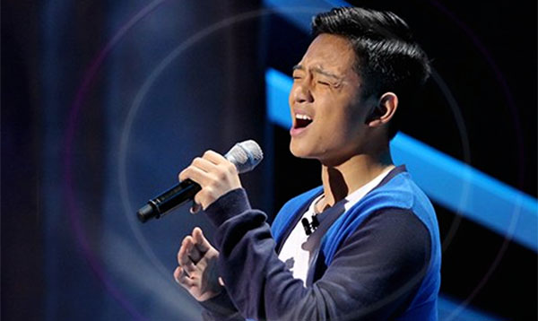 Jeremy Glinoga sings 'Ikaw' on The Voice Teens Philippines Blind Auditions