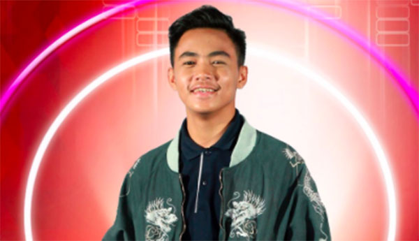 Jomar Pasaron sings 'Rumour Has It' on The Voice Teens Philippines Blind Auditions