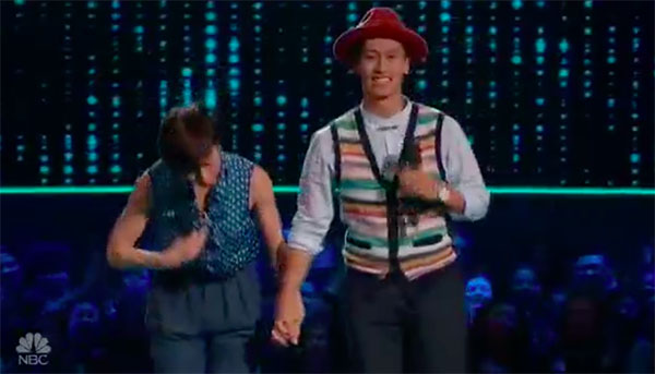 Keone and Mari performs Urban Dance to 'Happy' on World of Dance Premiere