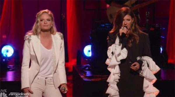 Lauren Duski and Little Big Town sings 'Better Man' on The Voice 2017 Finale