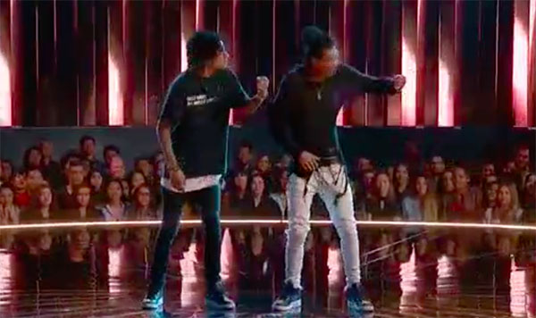 Les Twins Dances Hip-Hop to 'Free' on World of Dance Premiere