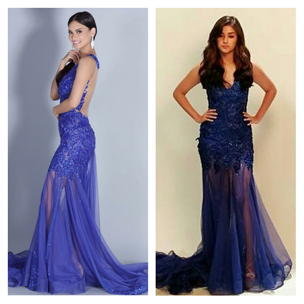 Pia Wurtzbach vs Liza Soberano, Wore it Better?