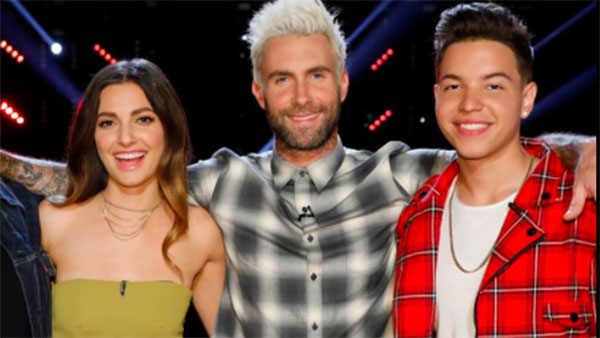 Mark Isaiah and Lilli Passero Eliminated, Vanessa Ferguson moves to The Voice Top 8