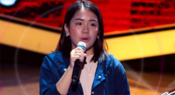 Patricia Luna sings 'Angel' on The Voice Teens Philippines Blind Auditions