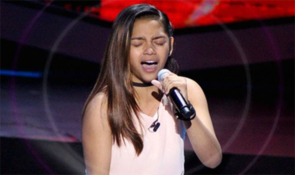 Patricia Mae Bonilla Sings 'Iingatan Ka' on The Voice Teens Philippines Blind Auditions