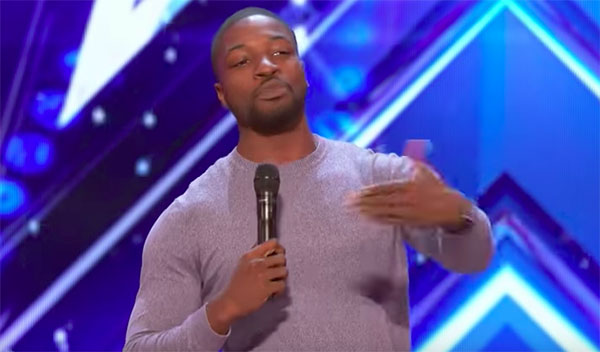 Preacher Lawson Delivers Cool Family Comedy on America's Got Talent 2017