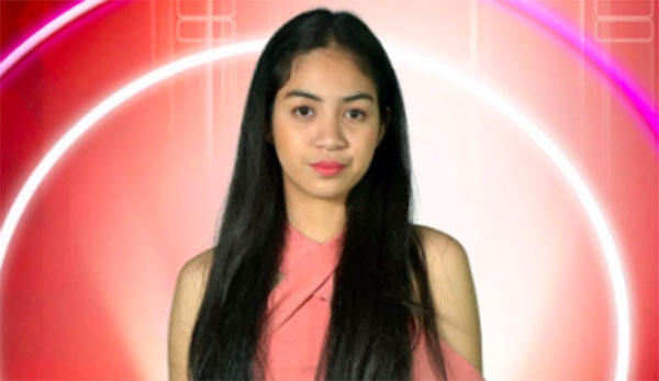 Shell Tenedero sings 'Kung Ako Nalang Sana' on The Voice Teens Philippines Blind Auditions on Saturday, May 13, 2017.