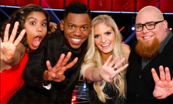 The Voice Results Tonight, Season 12 Winner Revealed at Live Finale May 23 2017
