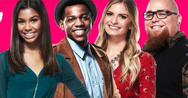The Voice 2017 iTunes Charts and Rankings for Season 12 Top 4 Finale
