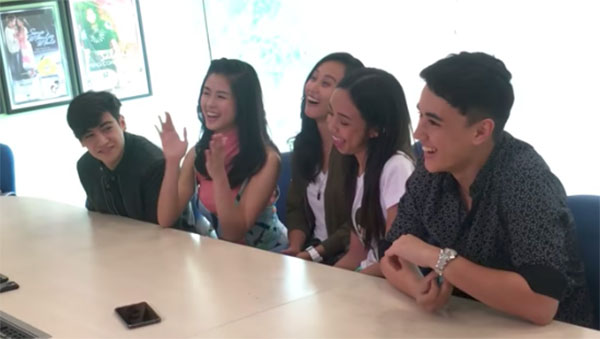 Maymay Entrata, Edward Barber, Kisses Delavin, Marco Gallo to Star 'Loving in Tandem' Movie