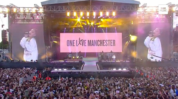 Ariana Grande 'One Love Manchester' Benefit Concert Full Video Replay