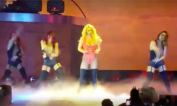 Watch: Britney Spears Live in Manila Concert Video