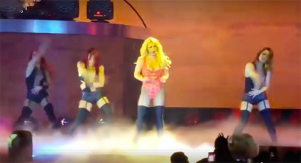 Britney Spears Live in Manila Concert Video