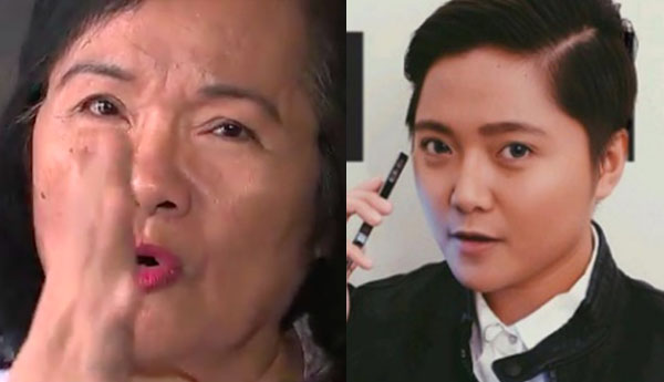 Charice Grandma disappointed with change name 'Jake Zyrus'