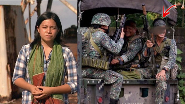 Chiara Zambrano Shares Heartbreaking Story Between Her and a Marine Soldier from Marawi Siege