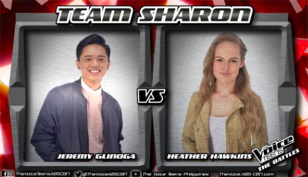 Heather vs Jeremy 'Sana Maulit Muli' The Voice Teens Philippines Battles
