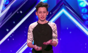 15-year-old magician Henry Richardson wows on America's Got Talent 2017