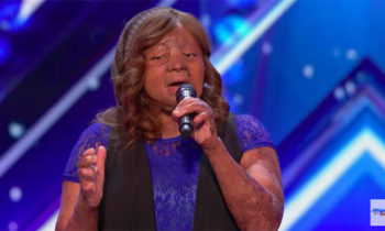 Plane crash survivor Kechi wows with 'Thinking Out Loud' cover on America's Got Talent 2017