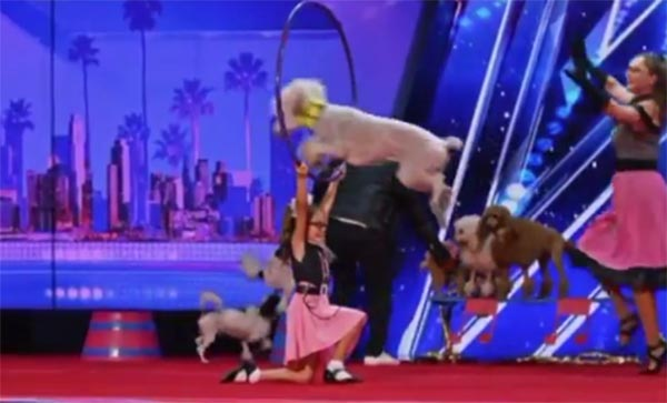 Pompeyo Family wows the judges on America's Got Talent 2017
