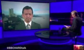 Watch: Trillanes BBC HARDtalk Interview Full Video