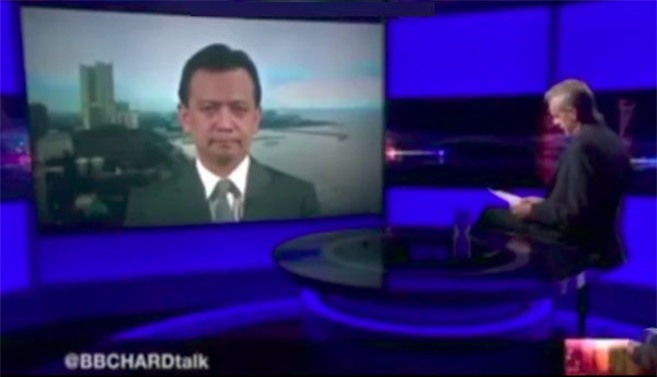 Trillanes BBC Interview Full Video Replay