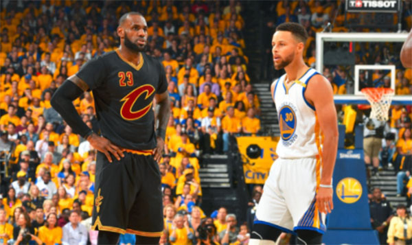 Warriors Sweeps Cavaliers on NBA Finals Game 2, Watch Replay and Highlights Full Video