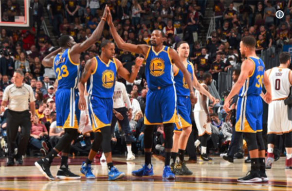 Warriors beats Cavaliers on NBA Finals Game 3, Watch Replay and Highlights Full Video