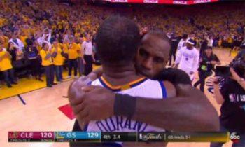 Watch: Warriors Wins NBA Finals 2017 Championship, Defeats Cavaliers in Game 5