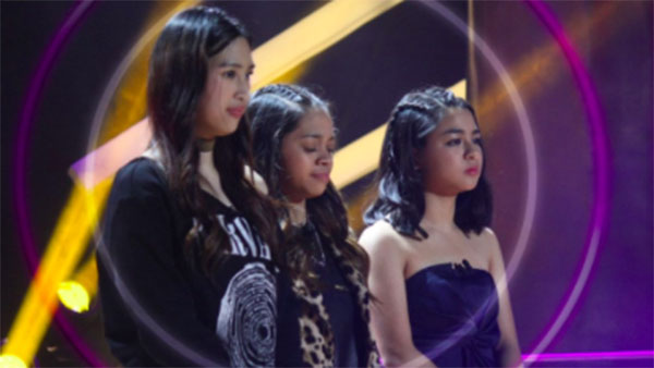 Bea vs Patricia vs Isabela 'Team Bamboo' The Voice Teens Philippines Knockout Rounds