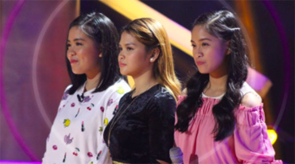 Erica vs Sophia vs Patricia 'Team Lea' The Voice Teens Philippines Knockout Rounds