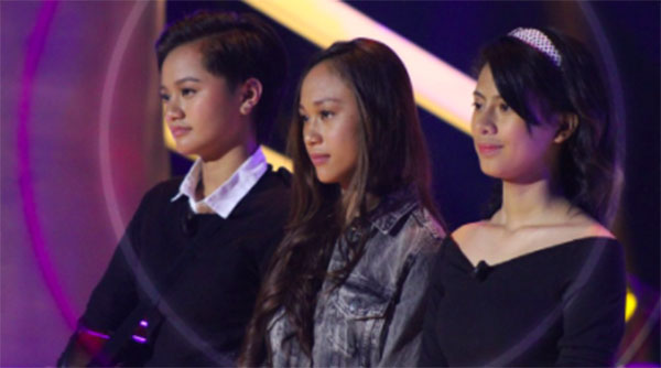 Fritzy vs Andrea vs Nisha 'Team Sarah' The Voice Teens Philippines Knockout Rounds
